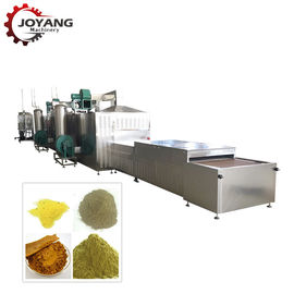 Good Reputation Industrial Microwave Drying Machine For Chili Dryer Pepper Drying