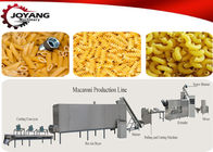 Pellet Chips Macaroni Pasta Making Machine / Producing Equipment High Speed